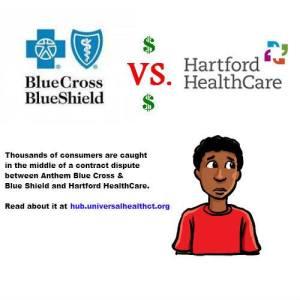 Anthem_Hartford Health Care Dispute