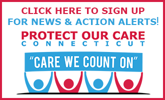 Protect Our Care Sign Up