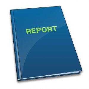 report clip art